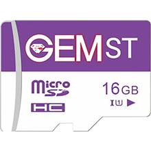 GemST Class 10 60MBps 16GB microSD